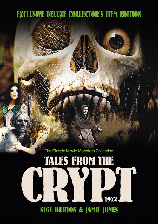 Tales From The Crypt 1972 Ultimate Guide Book