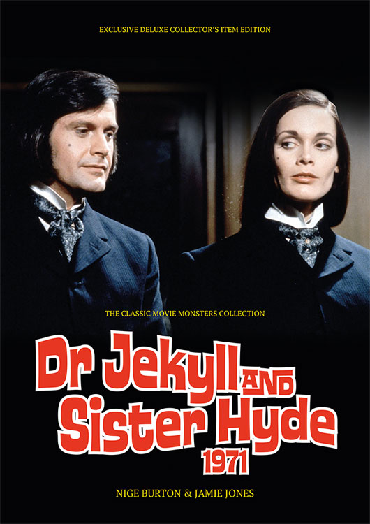 Dr. Jekyll and Sister Hyde 1971 Ultimate Guide Book