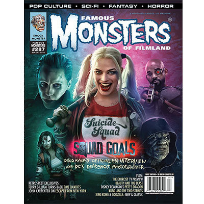 Famous Monsters Magazine #287
