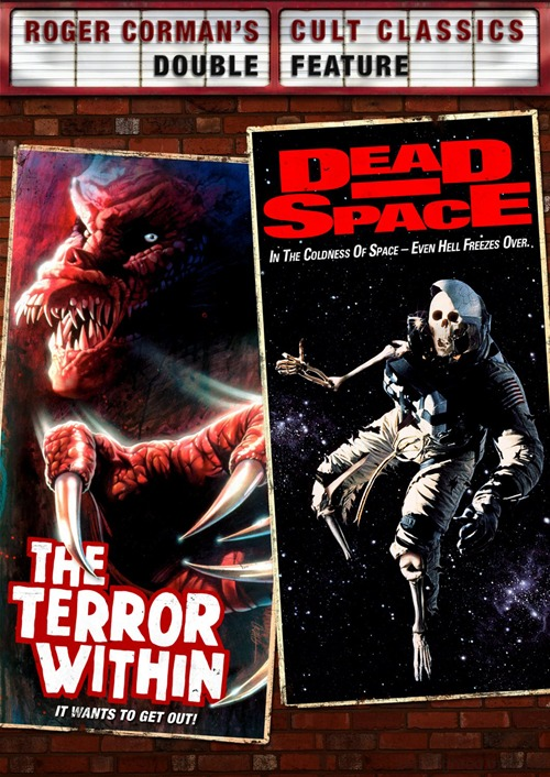Terror Within, The / Dead Space (Double Feature) DVD