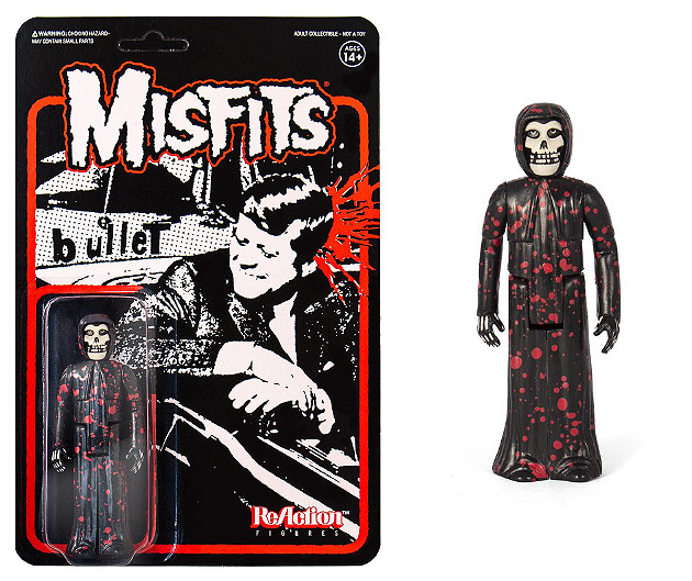 "Misfits The Fiend Bullet Version 3.75"" ReAction Figure"