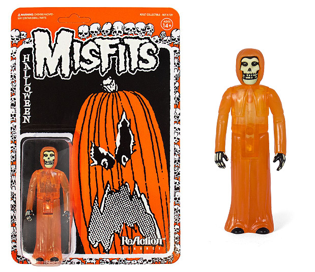 "Misfits The Fiend Halloween Version 3.75"" ReAction Figure"