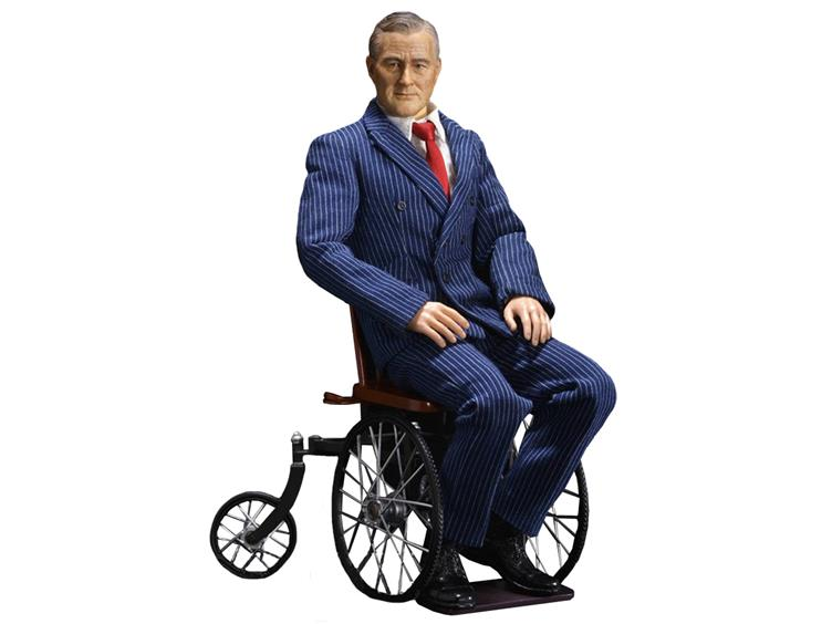 Franklin D. Roosevelt 1/6 Scale 2013 Masterpiece Figure LIMITED EDITION