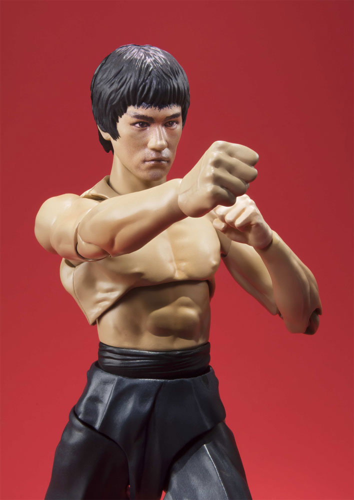 Bruce Lee Poseable Action Figure by S.H Figurearts