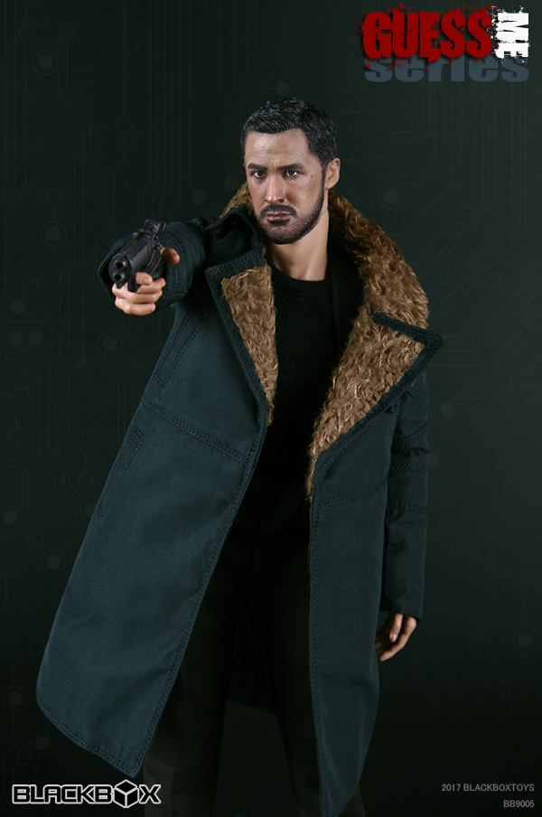 Blade Runner Guess Me Blade Replicant Killer 1/6 Scale Figure by BlackBox