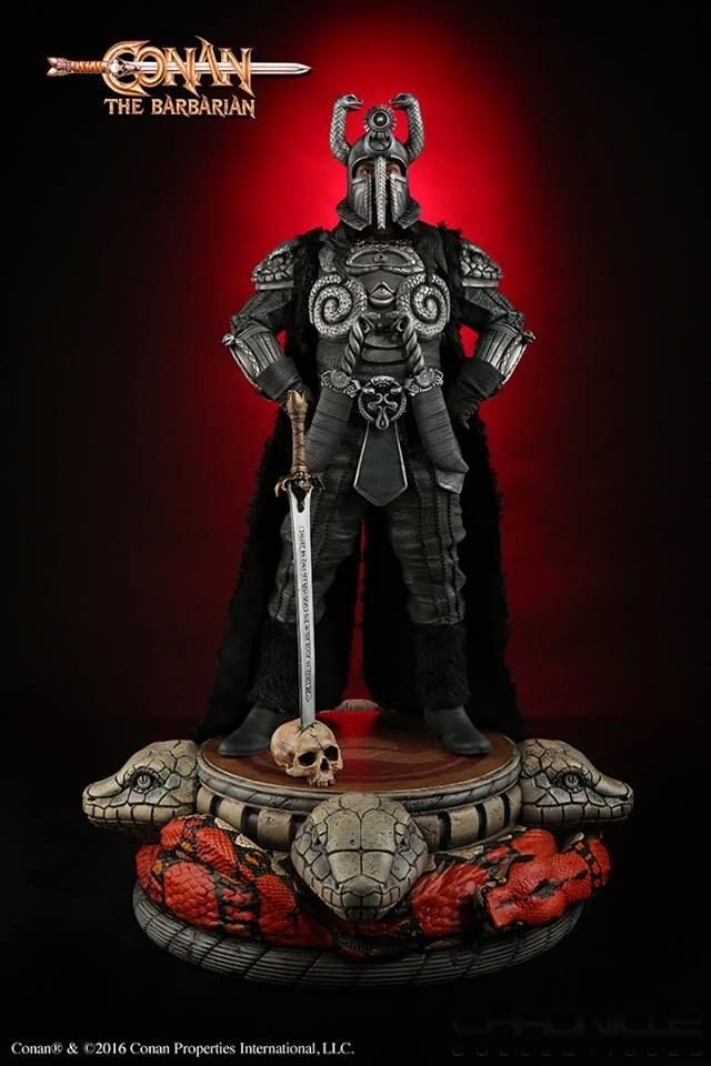 Conan The Barbarian Thulsa Doom 1/4 Scale Statue