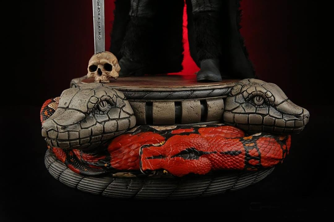Conan The Barbarian Thulsa Doom 1/4 Scale Statue - Click Image to Close
