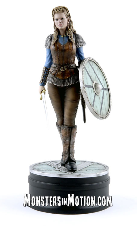Vikings TV Series Lagertha 1/9 Scale Statue