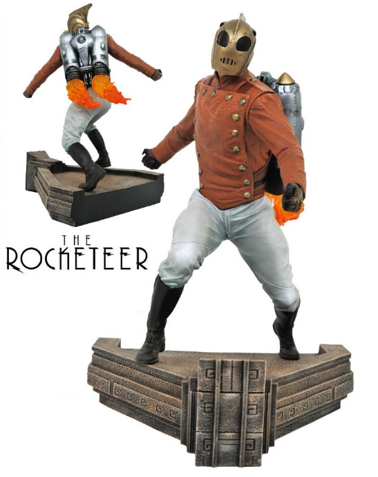 Rocketeer 1991 Premier Limited Edition Statue