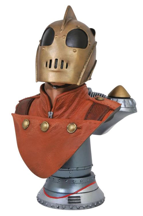 Rocketeer Legends in 3D 1/2 Scale Limited Edition Bust
