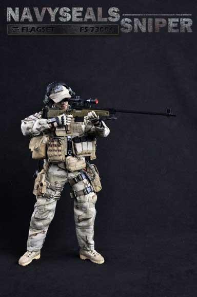 Modeling Action Figures Black Shirt 1//6 Scale Navy SEAL Boarding Unit