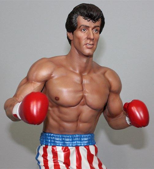 Rocky Balboa 1/4 Scale...