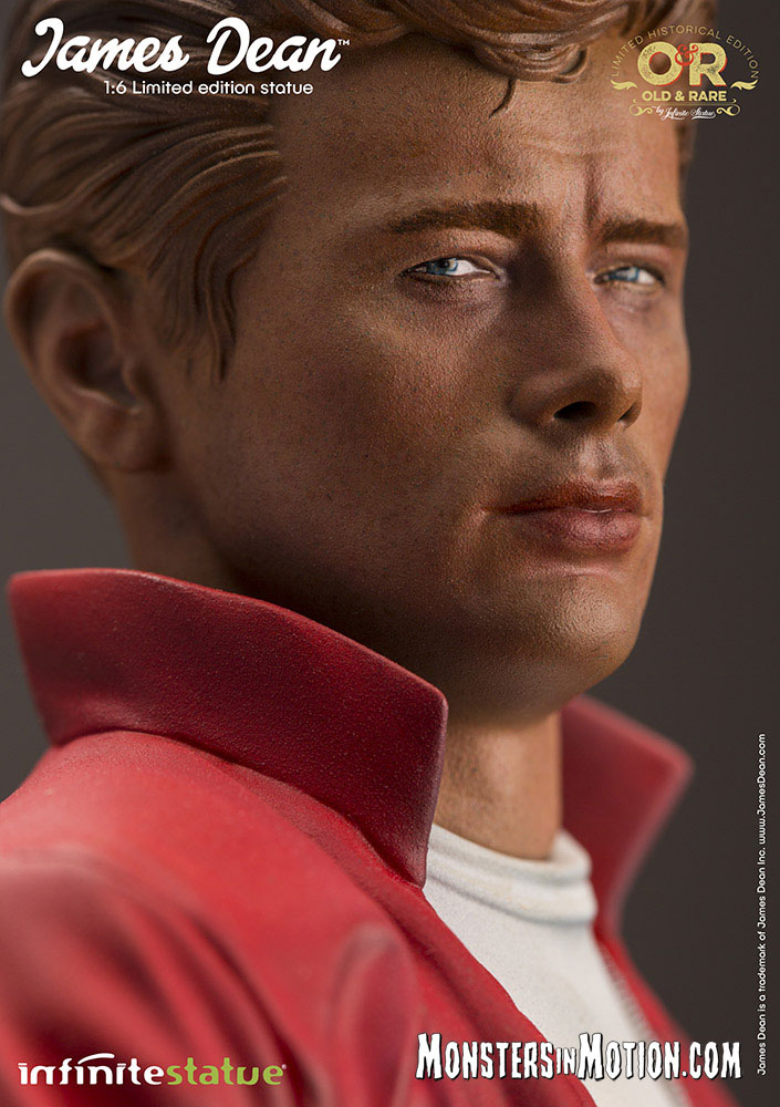 James Dean 1/6 Scale LIMITED EDITION Statue