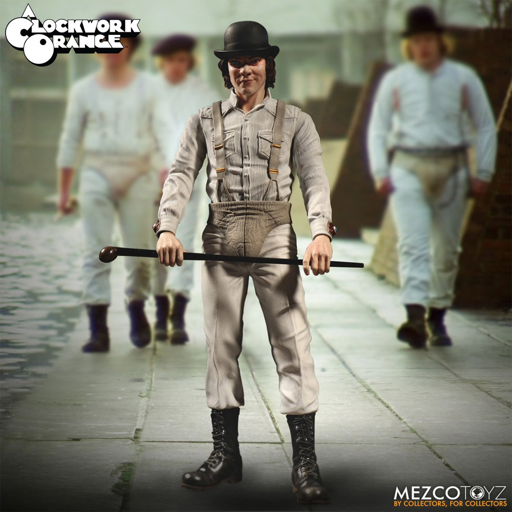 Clockwork Orange Alex DeLarge 1/6 Scale Figure