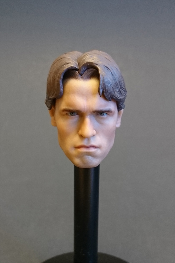 Arnold Schwarzenegger 1/6 Scale Head Sculpt (Young Version)