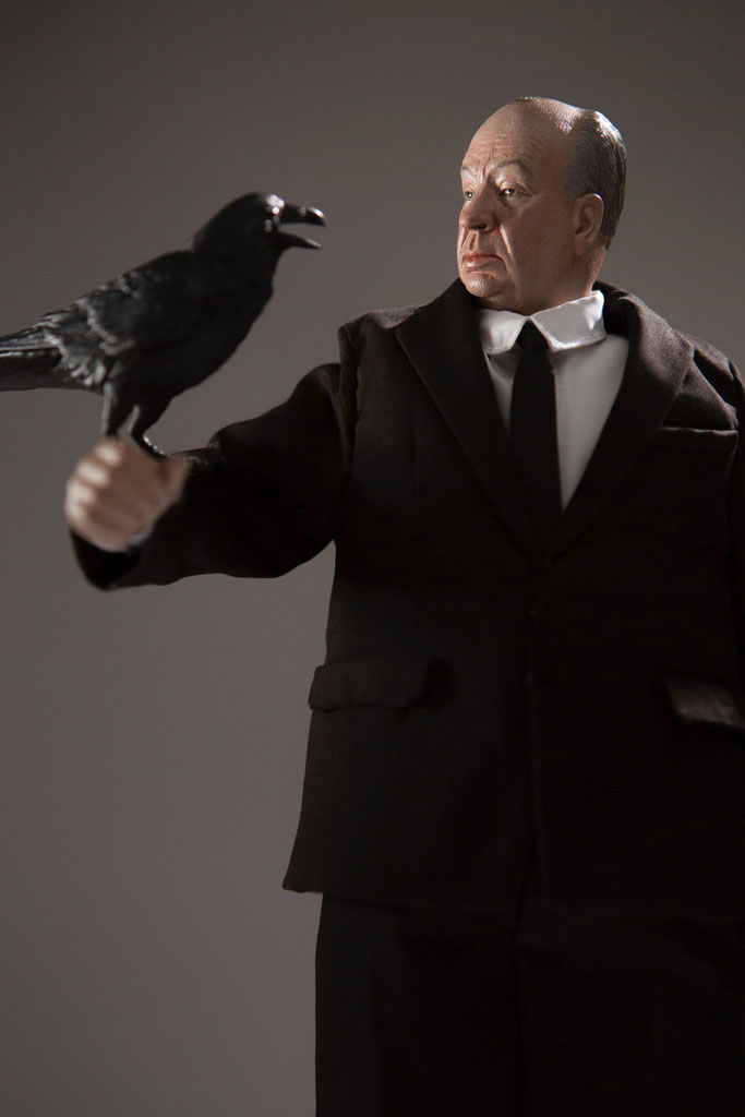 Alfred Hitchcock 1/6 Scale Figure by Mondo