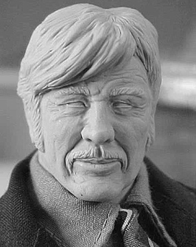 Death Wish Charles Bronson 1/6 Scale Replacement Head