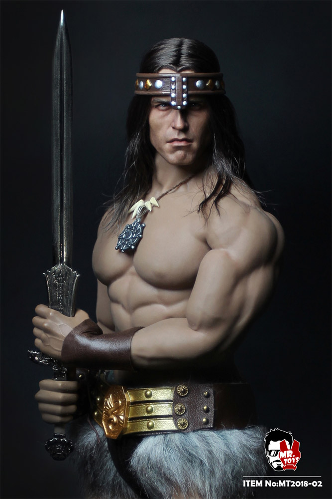 Barbarian A 1/6 Scale Figure Accessory Set