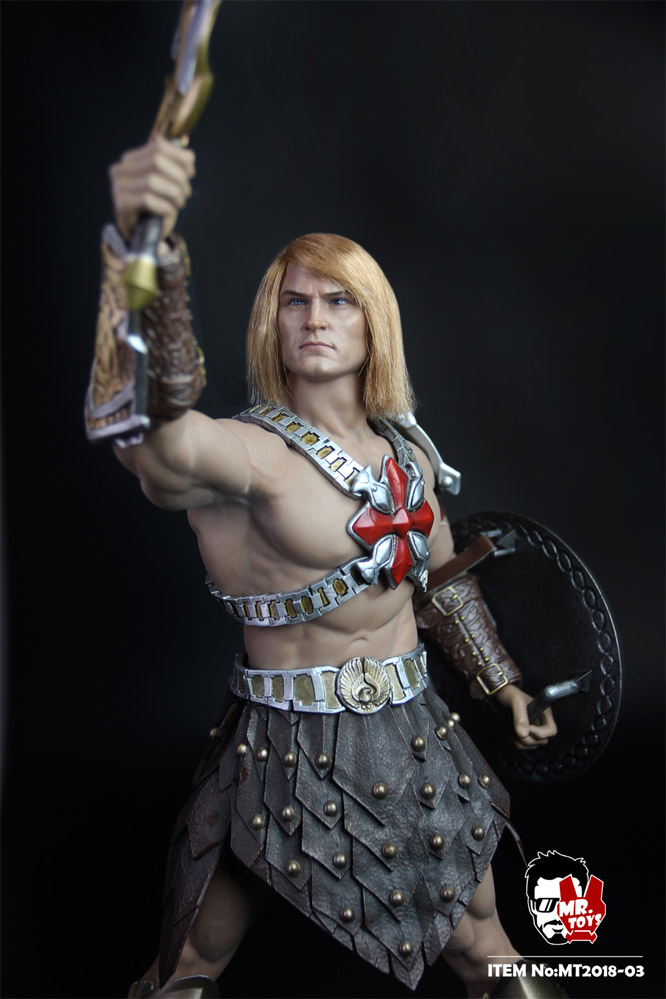 Barbarian B 1/6 Scale Figure Accessory Set