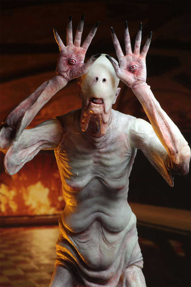 "Pan's Labyrinth Pale Man 7"" Scale Figure Guillermo Del Toro Signature Collection"