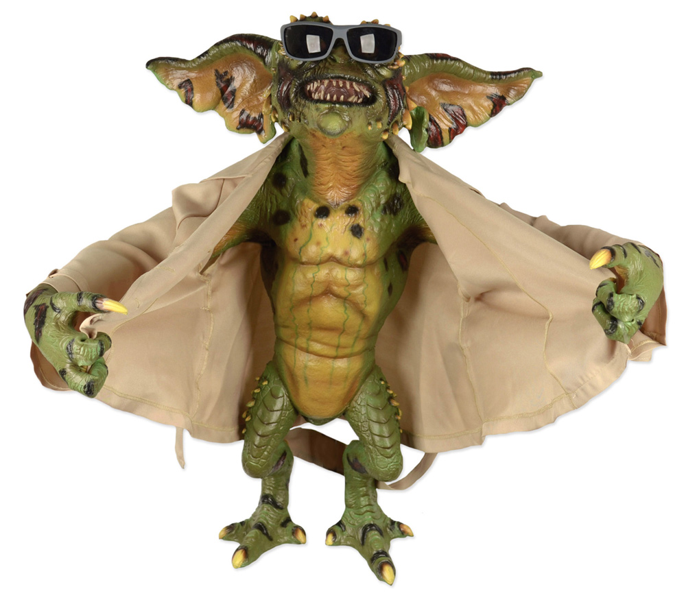 Gremlins 2 Flasher Gremlin Puppet Life Size Prop Replica