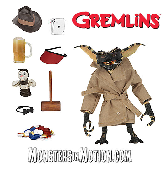 "Gremlins Ultimate Flasher 7"" Scale Action Figure"