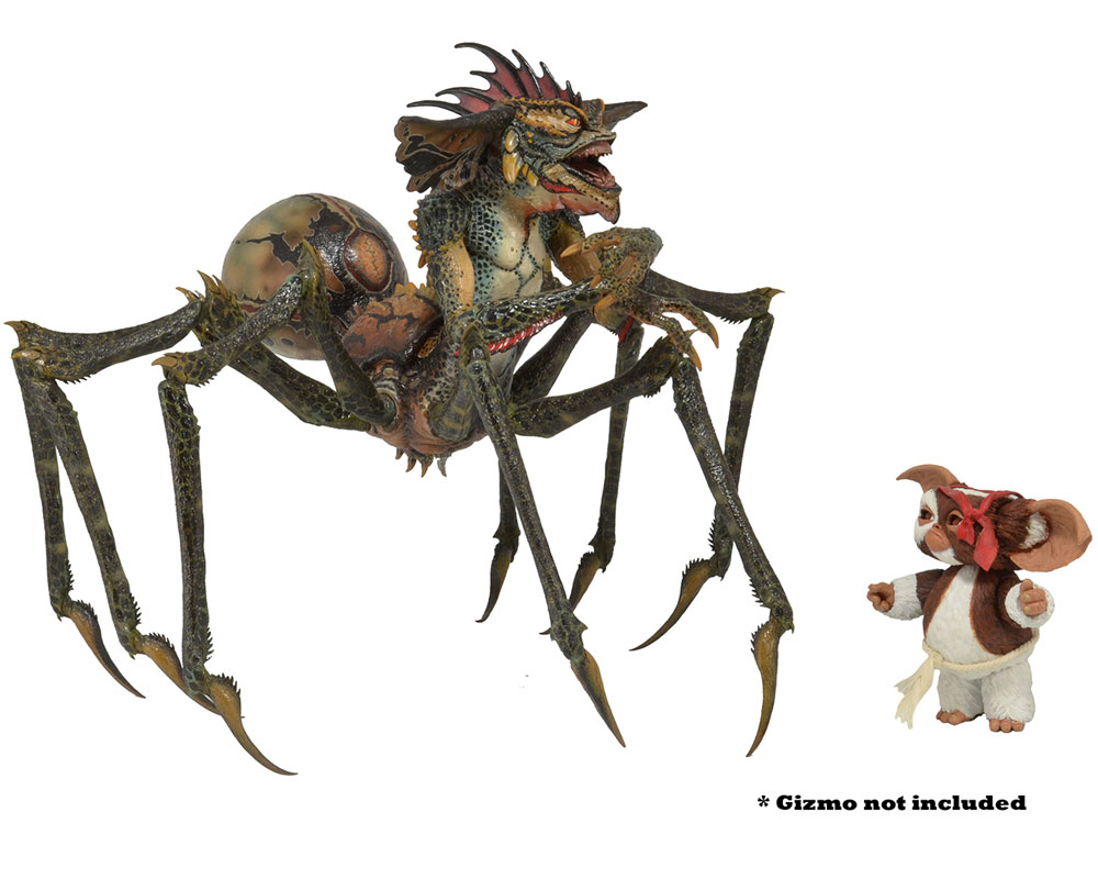 Gremlins 2 Spider Gremlin Boxed Action Figure by Neca