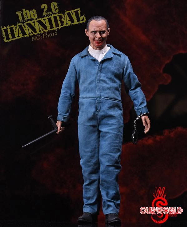 Hannibal 2.0 1/6 Scale Figure by Ourworld