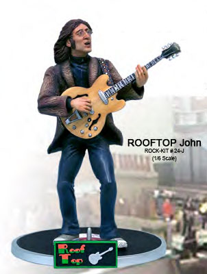 Rooftop Fabs John 1/6 Scale Figure Model Kit