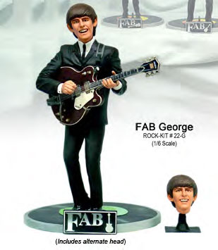 Fab Invasion 64 George 1/6 Scale Model Kit