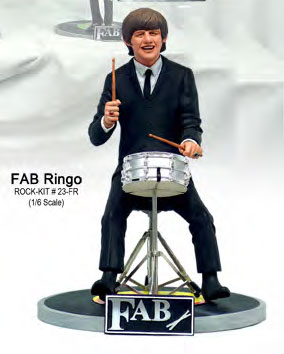 Fab Invasion 64 Ringo 1/6 Scale Model Kit