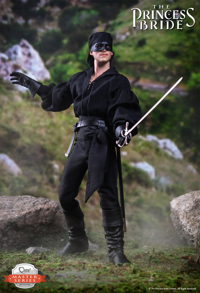 Princess Bride Westley aka The Dread Pirate Roberts 1/6 Scale Master Series Figure