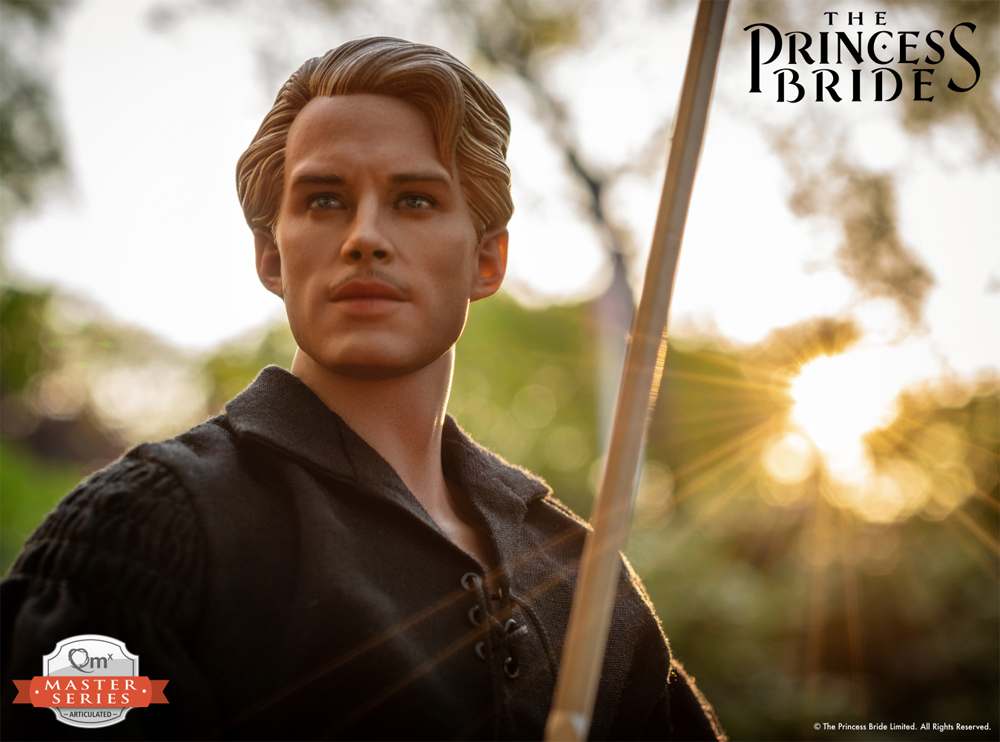 Princess Bride Westley aka The Dread Pirate Roberts 1/6 Scale Master Series Figure - Click Image to Close