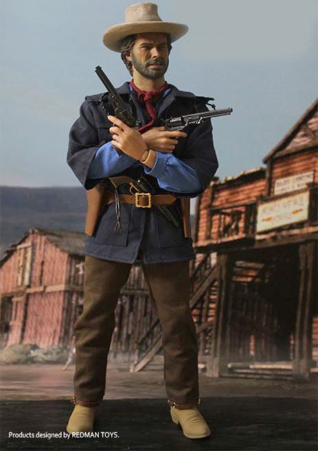 Eastwood Outlaw Cowboy 1/6 Scale Action Figure by Redman