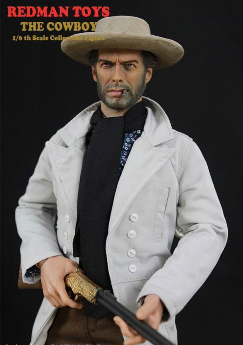 Eastwood Cowboy 1/6 Scale Collectible Figure by Redman