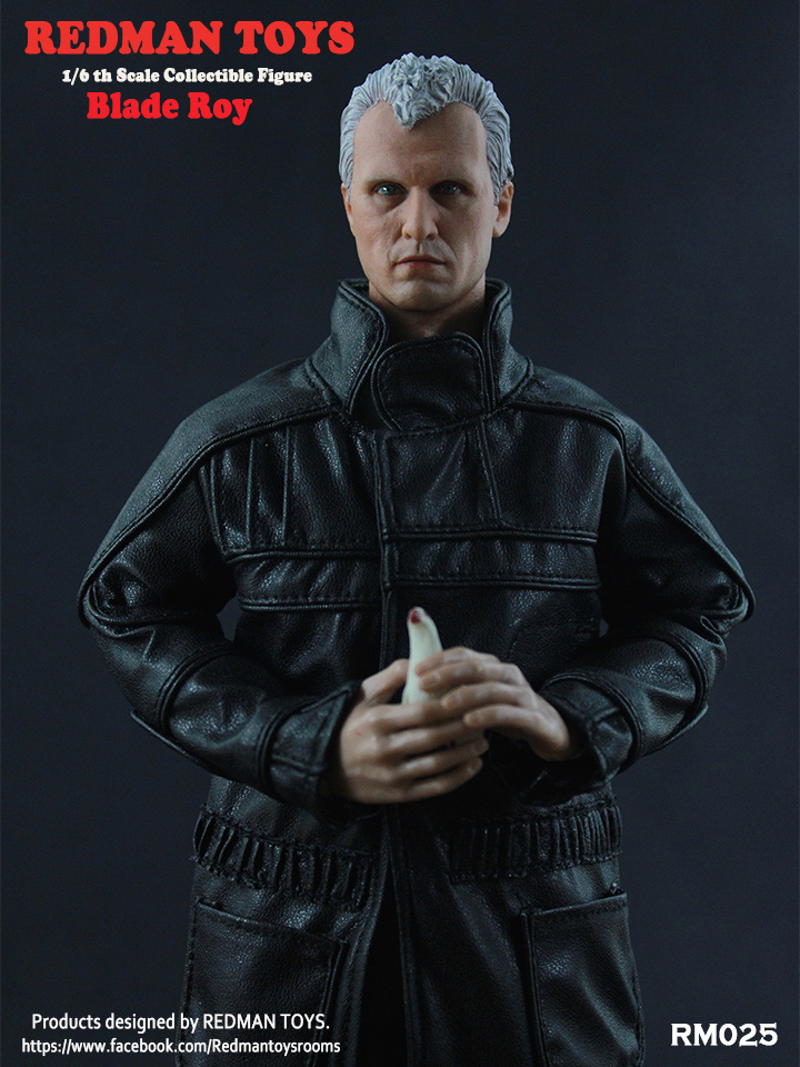 Blade Roy 1/6 Scale Figure by Redman