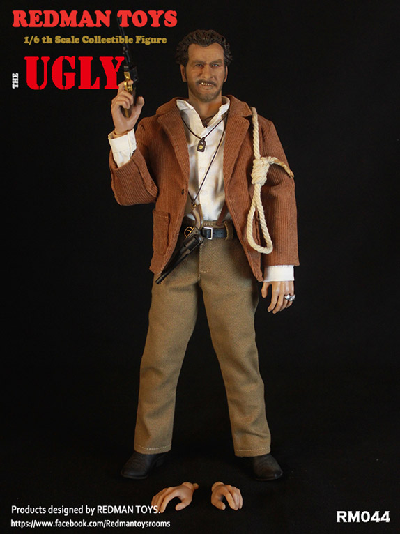 Cowboy The Ugly 1/6 Scale Figure by Redman Toys RM044