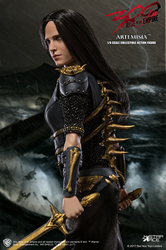 300 General Artemisia 1/6 Scale Figure by Star Ace