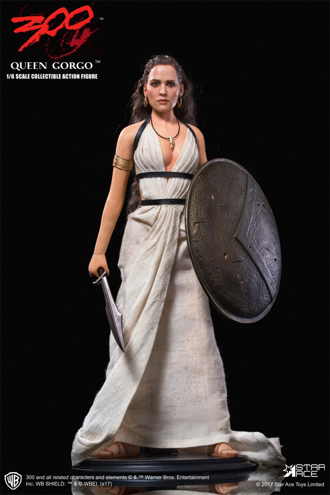 300 Queen Gorgo 1/6 Scale Figure by Star Ace
