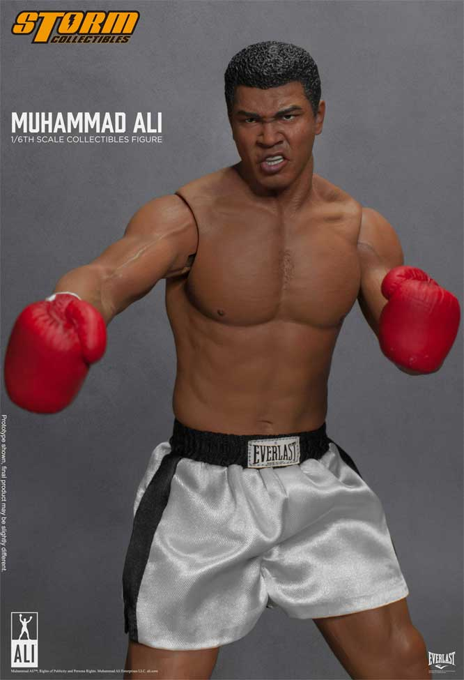 Muhammad Ali The Greatest 1/6 Scale Figure by Storm