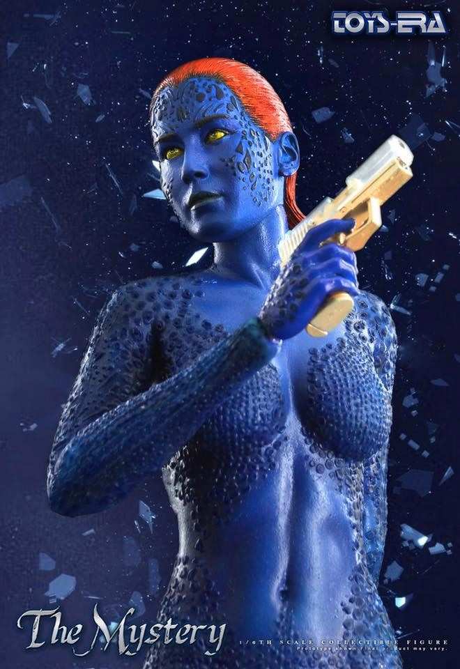 Blue Shifter 1/6 Scale Figure by Toys-Era The Mystery