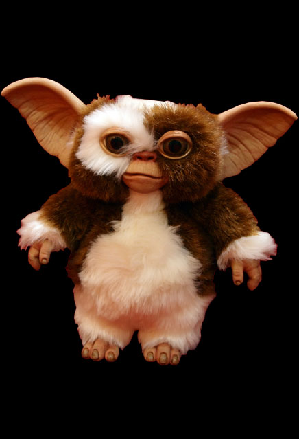 Gremlins Gizmo Life Size Puppet Prop Replica