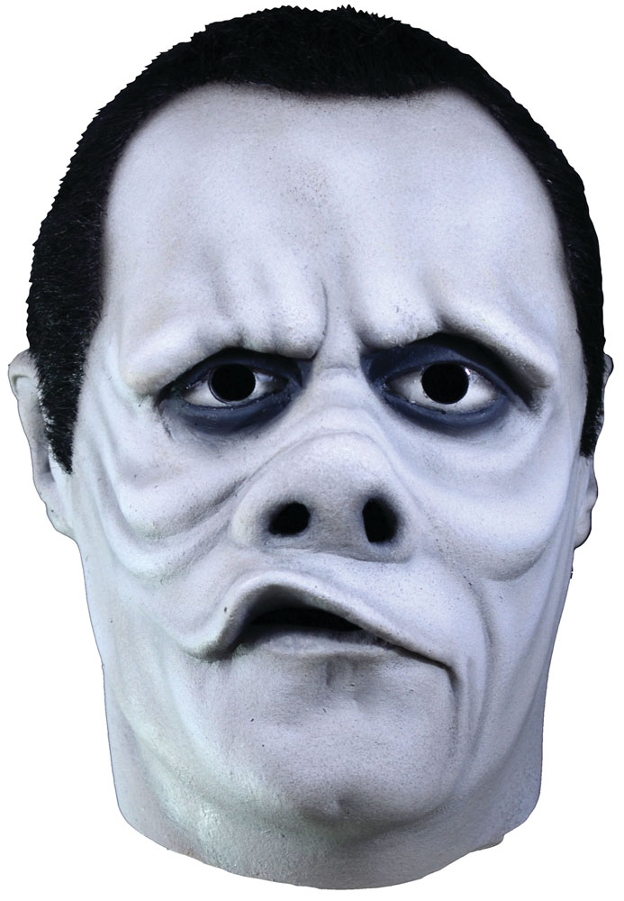 Twilight Zone Eye Of The Beholder Latex Mask