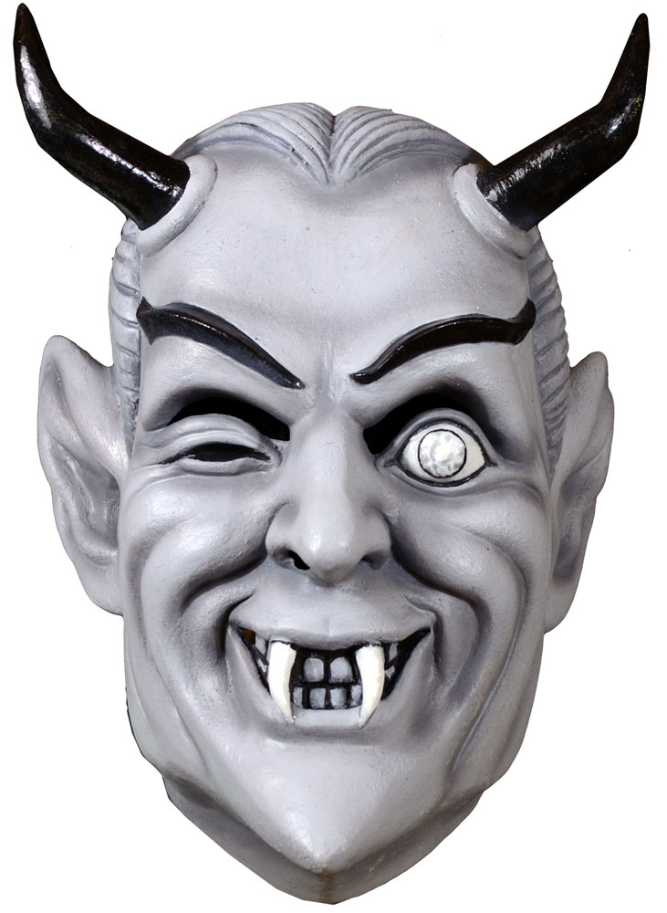 Twilight Zone Mystic Seer Latex Mask