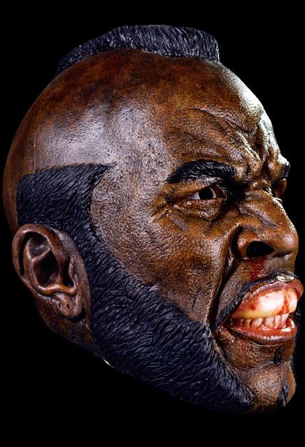 Rocky Clubber Lang Mask Mr  T Rocky Clubber Lang Mask Mr  T