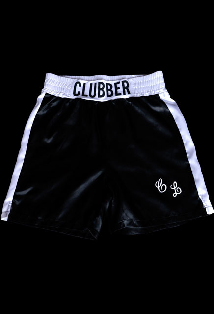 Rocky Clubber Lang Boxing Trunks Prop Replica