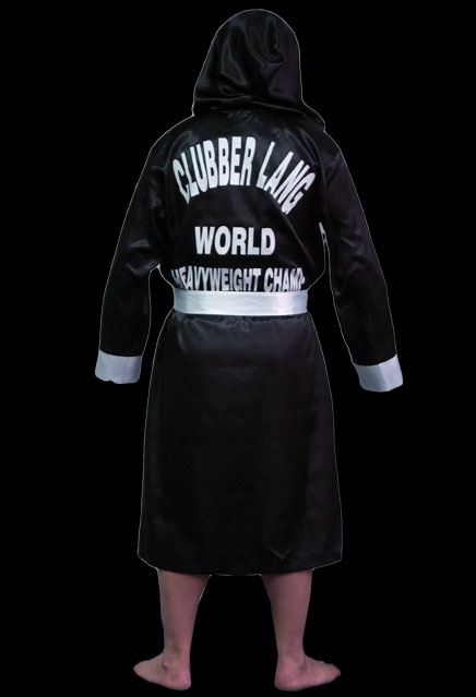 Rocky Clubber Lang Robe Prop Replica