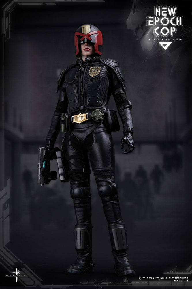 New Epoch Cop 1/6 Scale Figure by Virtual Toys