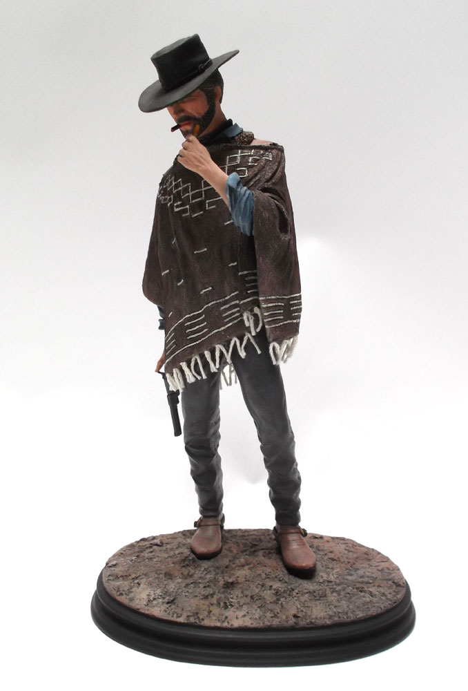 Man With No Name 1/6 Scale Model Kit