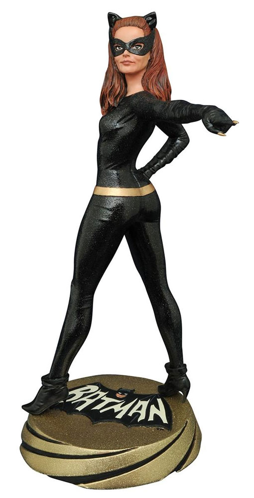 Batman Classic 1966 TV Series Catwoman Julie Newmar 1/6 Scale Premier Collection Statue